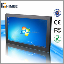 HQ320-C2 Indoor LCD Digital signage 32 inch all in one computer android i3 i5 i7 pc for shopping mall elevator
