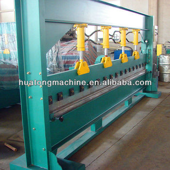 manual sheet bending machine price