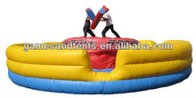 inflatable jousting stick stick,inflatable jousting arena A6037