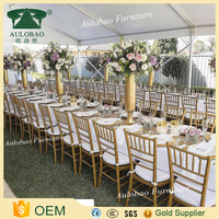 Promotional wholesale sale restaurant chairs metal for event
