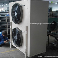 evaporative cooling systems low power consumption air coolers
