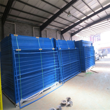 Hot Sale Powder Coated Canada Temporary Construction Fence Panel