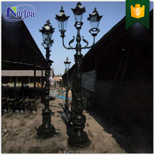 The modern European garden decoration cast iron lamp posts NTIL-001Y