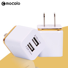 5V 2A Dual Port Flat Wall Micro Usb Cable Charger Magnetic Travel Adapter Quick Car Charging Date Line Type C