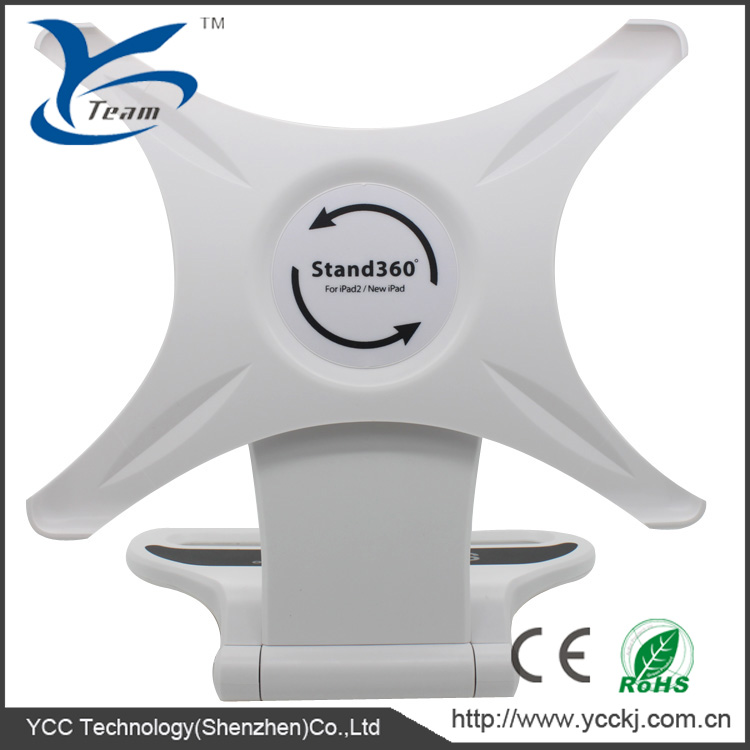 New arrival~~~~adjustable laptop table stand 360 Degree Rotation table Holder Stand for iPad 3 / iPad 4 and