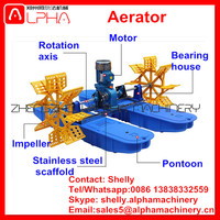 Good quality used aerator for sale pool aerator paddle wheel aerator