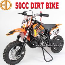 Bode new Type gas water-cooled 49cc kids Mini 50cc dirt bikes for sale cheap similar K-T-M MC-640