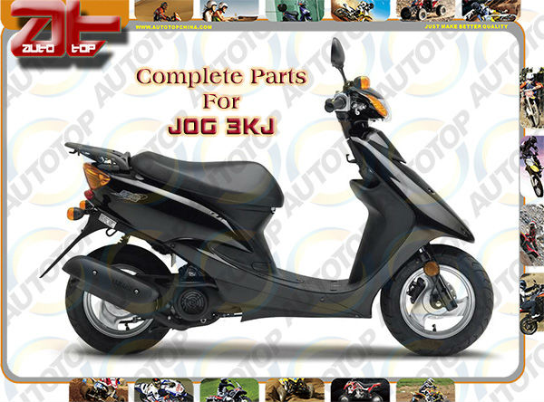 Whole JOG 3KJ Spare Parts With High Quality/ YAMAHA Scooter parts