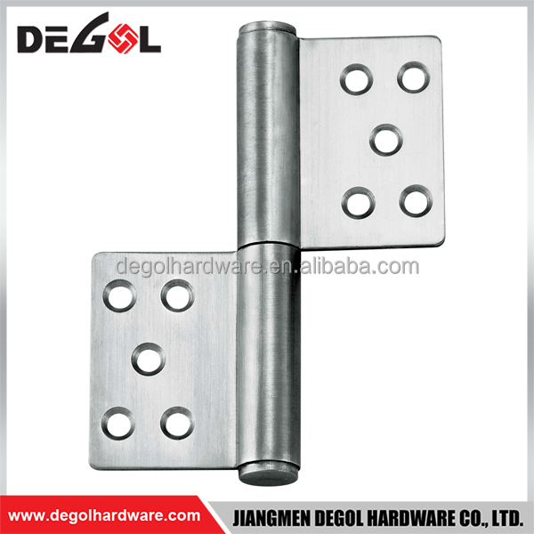China european stainless steel fire rated double action flag door hinge