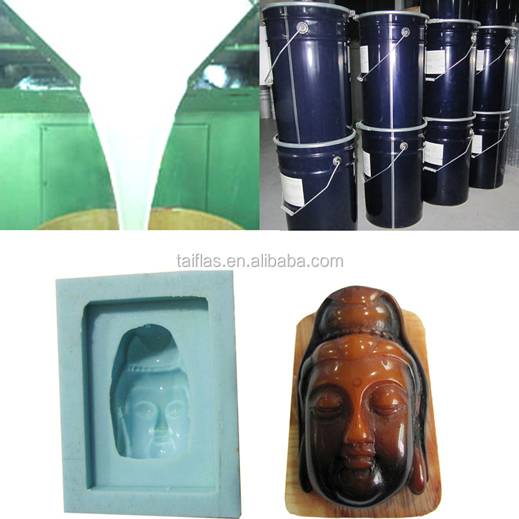 High quality liquid mould making liquid silicone rubber