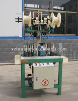 4 spindles braided kite line making machine