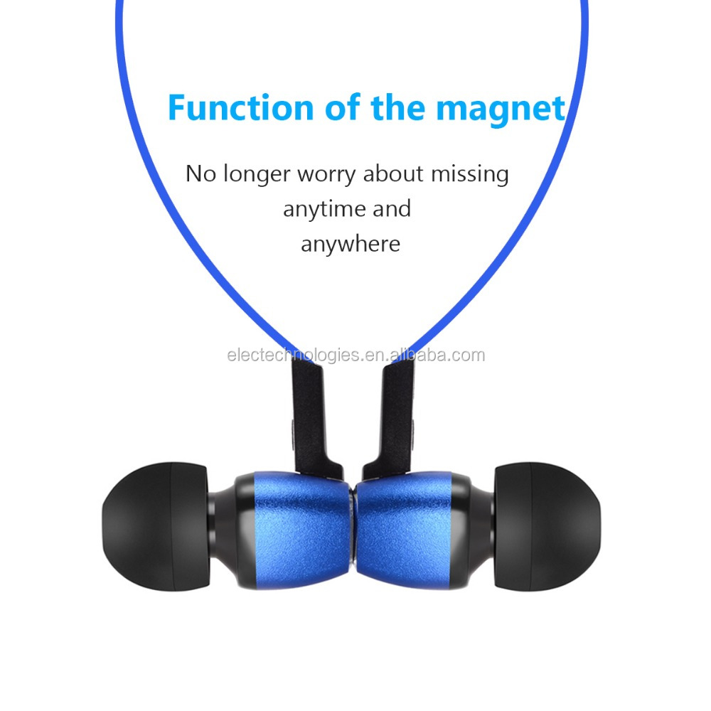 magnetic bluetooth earbuds headphone wireless/wireless ear pods