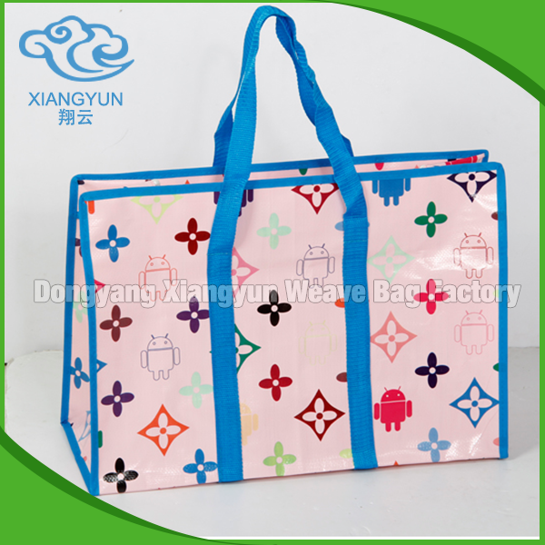 pantone color reusable shopping bag