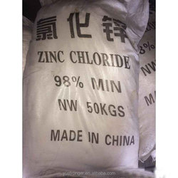 battery grade zinc chloride dry cell