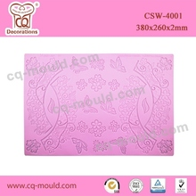 wholesale cupcake rose lace mold