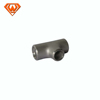 seamless a234wpb reducing tee schedule 40 carbon steel pipe fitting