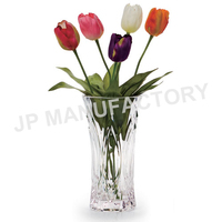 Diamond Bling Plastic Large Wedding Decoration Vase