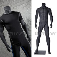 shop fitting strong sports muscle mannequin