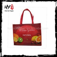 hot recommend nonwoven fabric bag, 80 gsm non woven bags, colorful shopping nonwoven bag