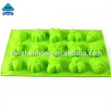 Hot Selling Unique Shape Cute Silicone Cake Mold