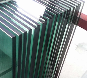 Glass chinese factories 0.55~25mm high quality float glass panels standard sizes