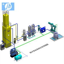 120nm3/h medical liquid oxygen plant