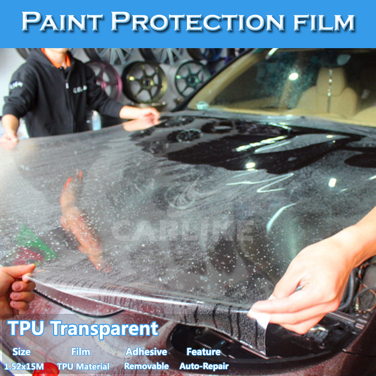 Factory Wholesale Price 5x49FT Easy Install PPF Paint Protection Film For Wall