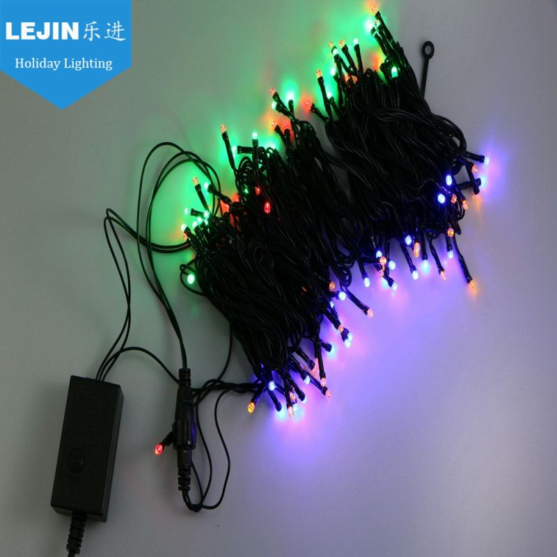 New Year yellow led christmas light controller Mainly Festivals outdoor decoration