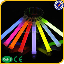 2015 party supplies 6 Inch chemical led glow stick