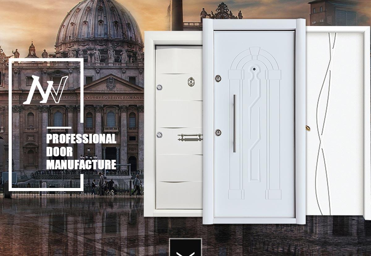 Zhejiang Hongtuo Industry Co., Ltd. - entrance door, wooden door