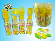 Interesting Dinner Dishes/Tableware Dispenser Toy Candy For Kids 2013 China Shantou