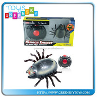 kids rc infrared climbing on wall spider toy