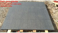china dark grey granite tiles&slabs steps risers stairs natural stone gray color cut-to-size floor wall covering pattern form