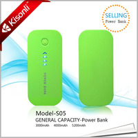 Conventional Portable Multi Power Charger Mobile Powerbank Shenzhen Factory Supplier