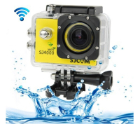 real SJ4000 WIFI Action Camera with 1.5'' TFT Display and 170 Degree Wide Angle