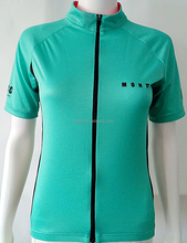 Sportwear for custom fashion design and dry fit cycling jersey cycling clothing