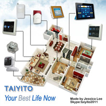 Best price smart home Good quality Smart Home Touch Control Panel,Domotic,home automation wifi