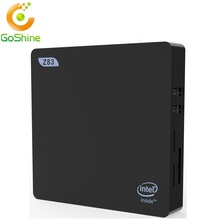 Factory Z83II Mini PC Intel Z8350 2GB + 32GB Intel HD Graphics 400 Wins 10 TV Box Z83 II