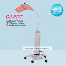 Photo dynamic therapy pdt / bio light therapy led skin care machine / pdt led light therapy