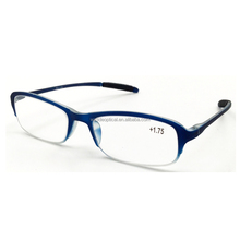 Wholesale TR90 various eye shape reading glasses with case in display
