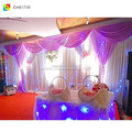 wedding event backdrop curtain wall stage decoration
