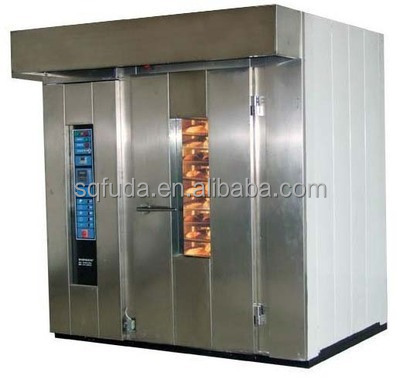 Industrial Bread Baking Rotary Convection oven