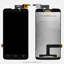 "Mobile LCD Display Touch Digitizer Screen Assembly for ZTE MAX Boost N9520 5.7"" Replacement"