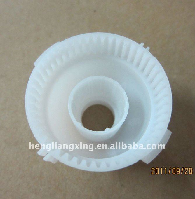 Plastic shell for planetary gearbox