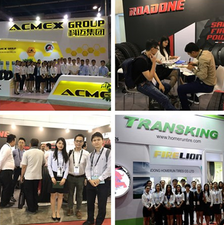 TRANSKING trade shows