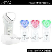 J-Style Multifunction 3-in-1 Photon Anti Wrinkle Galvanic face lifting Home Beauty equipment
