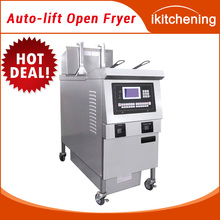 electric mcdonalds deep fryer / fried chips machine equipment for mcdonalds
