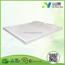 High-quality 100% natural thailand latex memory foam free mattress