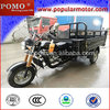 New Design Hot Sale Chinese Popular 250cc Water Cool Cargo Tricycle for Sale