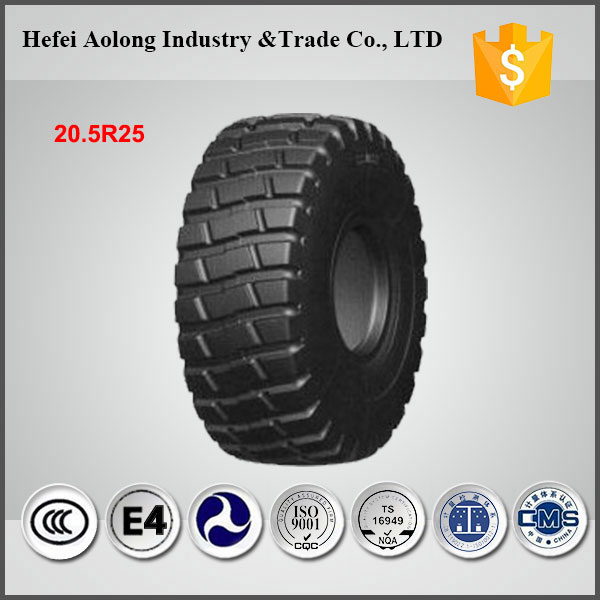 German Technology Tyres Made in China, Wheel Loader Tires 20.5-25